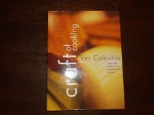 Craft Of Cooking Tom Colicchio Top Chef Head Judge HBDJ Like New