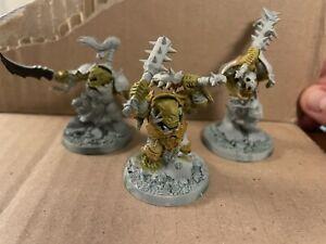 Morgrok's Krushas - Warhammer Underworlds Beastgrave - Aos Direchasm
