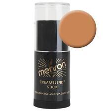 Mehron CreamBlend Stick - LIGHT TAN - Cream Foundation - Stage Makeup - VEGAN