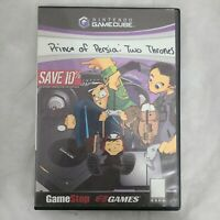 Prince of Persia: The Two Thrones Disc Only GameCube 2005 M Tested/Working