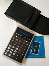 LLoytron Accumatic E344 Vintage Calculator - works Needs a clean