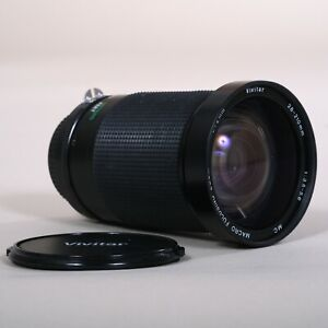 VIVITAR 28-210mm 1:3.5-5.6 MC MACRO FOCUSING ZOOM - NIKON F MOUNT