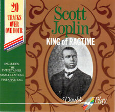 SCOTT JOPLIN - King Of Ragtime