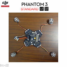 DJI Phantom 3 Standard Part 76 ESC Center Board 5.8 GHz, 2312A Motor 94 CCW 95CW