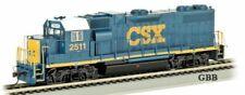 Bachmann 61119 HO Gp38-2 Diesel Locomotive DCC Equipped Norfolk CSX Dark Future