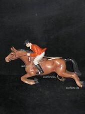 +# A002895_03 Goebel Archiv Muster Wandvase, Springreiten, Reiter, Pferd VP114