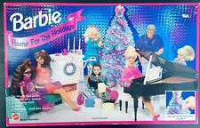 Barbie Home for the Holiday playset