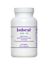 Optimox Iodoral 50 MG 120 tablets