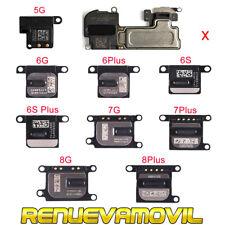 Auricular Interno Altavoz Superior iPhone 6S 7 8 Plus X Reparar Llamada Speaker