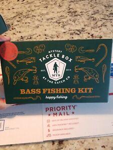 Catch Co Mystery Tackle Box Bass Fishing Kit