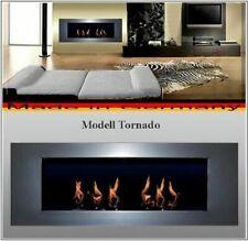 DF-Shopping Tornado Cheminée Éthanol en Acier - Argenté (10037)