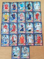 "Match Attax 19//20 /""Roberto Firmino/"" #34 Trading Card-Campeones//Europa"