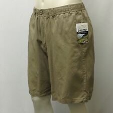 NWT Men's Shorts Size 36 KHAKI HI-TEC Walking Hiking High Quality