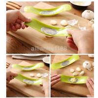 Stunning Garlic Press Crusher Cutter Cooking Kitchen Tool Novelty Gadget New