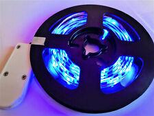 1m long, 60 BLUE LED, CR2032 Battery Powered Waterproof LED Light Strip