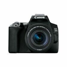 Canon EOS 250D - 24.1Mpx Fotocamera Digitale Reflex Kit con EF-S 18-55mm f/4-5.6 IS STM Obiettivo - Nera (3454C002)