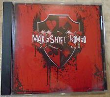 MAKESHIFT ROMEO - s/t (TWISTED METHOD / DOPE / Derrick Tribbett / Promo CD)