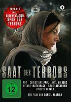 DVD Saat (Semence) de Terreur Inkl.doku Spur de Terreur Long-Métrage Swr