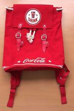 Coca Cola Rucksack Tasche Beutel Retro