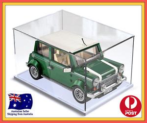 LEGO 10242 MINICooper, Acrylic Display Box. [AU STOCK]