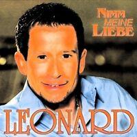 Leonard Nimm meine Liebe (2002) [CD]