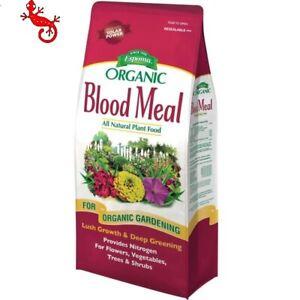 Espoma 3 lbs. Organic All-Purpose Organic Blood Meal 12-0-0