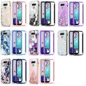 For LG Rebel K31 L355DL Craze Fashion Case Phone Cover