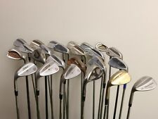 Lot of 24 Golf Club Wedges Titleist Cleveland Taylormade Callaway MSRP $2280
