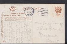 Genealogy Postcard - Lucy ???? - 2 Rax Lane, Bridport, Dorset  RF1005