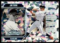 2020 Contenders Legacy Cracked Ice #L-4 Jim Thome /23 - Cleveland Indians