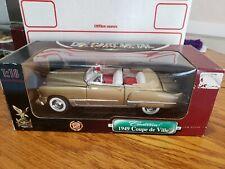 Road Signature Cadillac 1949 Coupe de Deville Convertible 1:18 Scale Yat Ming
