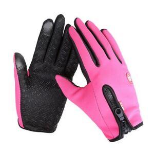 Thermal Windproof Waterproof Winter Gloves Touch Screen Warm Mittens Men Women