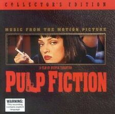 Pulp Fiction - Soundtrack - Collectors Edition (NEW CD)