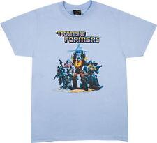 Men's Transformers 1986 Movie T-Shirt - Hot Rod/Rodimus Prime -  Slim Fit M -