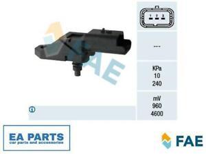 Sensor, intake manifold pressure for CITROËN FIAT FORD FAE 15046