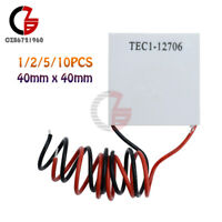 Tec1-12706 heatsink thermoelectric cooler cooling peltier plate *module 12v /_H
