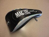 MacGregor Mac Tec NVG2 Zippered Driver Headcover Blue & Black NEW
