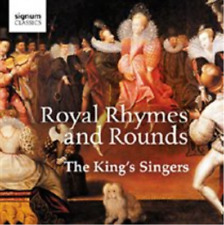 The King's Singers: Royal Rhymes and Rounds  CD NEUF