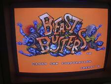 Original Snk Beast Busters PCB pre jamma Tested very rare