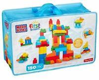 Mega Bloks First Builders de Luxe Construction Sac Jouet Enfants (150 Pièces)