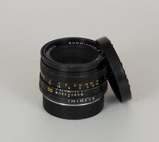 Leitz Wetzlar Leica Canada Summicron R 50mm 1:2