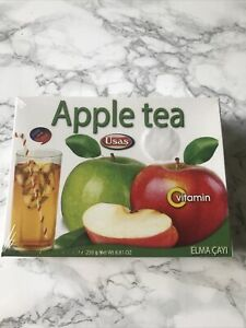 Instant Apple Tea Apple flavoured instant drink Hot Or Cold 250g Free UK Postage