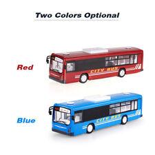 2.4G RC Bus RTR Radiosteueröffnung Tür Auto LED Licht Simulation Sound A4N6
