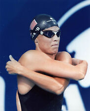 AMANDA BEARD USA OLYMPIC SWIMMING 8X10 SPORTS PHOTO (S)