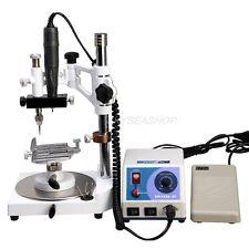 Dental Lab Parallel Surveyor + Marathon Micromotor N7 + 35K RMP Lab Handpiece