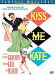 Kiss Me Kate Disc Only