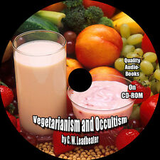 Vegetarianism and Occultism, C. W. Leadbeater, 1 MP3 CD