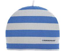 cornishware Blu & bianco cotone a righe Copriteiera COMODO
