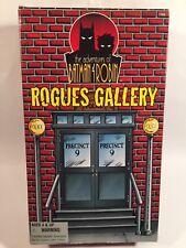 1997 KENNER ANIMATED SERIES ADVENTUERS OF BATMAN ROBIN ROGUES GALLERY FIGURE SET