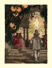 Auguste LEROUX . Casanova . le carnaval de Venise ! le retour de Pierrot !!!!!